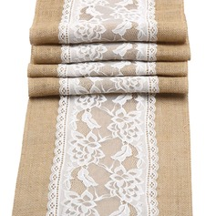 Tablecloth Linen (Sold in a single piece) Simple Table Centerpieces (128152269)