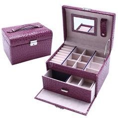 Wood Jewelry Box (011143837)