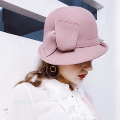 Ladies' Fashion/Glamourous/Pretty Wool Floppy Hat
