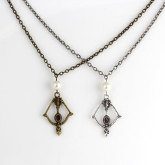 Exquisite Metal Women's Fashion Necklace
