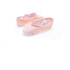 Kids' Canvas Flats Ballet Belly Dance Shoes