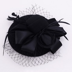 Ladies' Vintage Velvet/Tulle Fascinators
