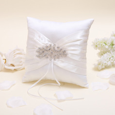 Classic/Pure Love Satin/Cloth Ring Pillow