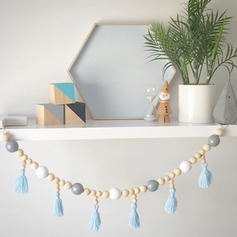 Beautiful Tassels Design Cotton Decorative Accessories