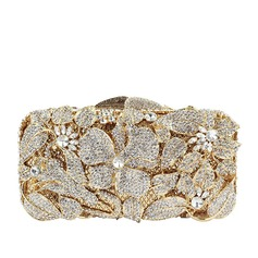 Special Crystal/ Rhinestone/Alloy Clutches/Luxury Clutches