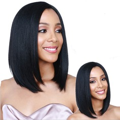 Middle Part Straight Capless Synthetic Wig