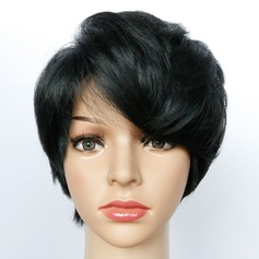Curly Pixie Synthetic Wigs African American Wigs
