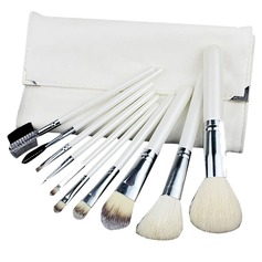 1 Zuivere 10Pcs Wit Buidel Make-up Voorraad