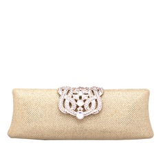 Charming Shiny Material Clutches