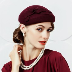 Ladies' Special Wool With Bowknot Fascinators