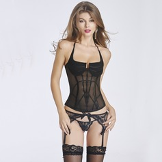 Tulle Dos nu Corsets
