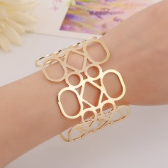 Fashional Alloy Ladies' Fashion Bracelets (Sold in a single piece)