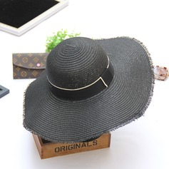 Ladies' Classic/Elegant Straw Hat