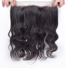 360 Frontal 4A Non remy Body Human Hair Closure (Sold in a single piece) 100g