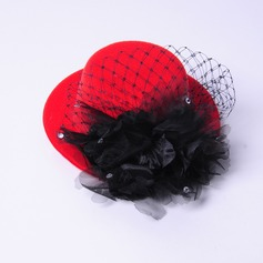Ladies' Elegant Tulle Fascinators/Tea Party Hats
