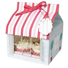Patissiere Cupcake Boxes With Ribbons