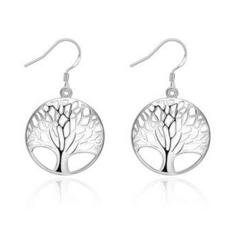 Exquisite Metal Women's Fashion Earrings