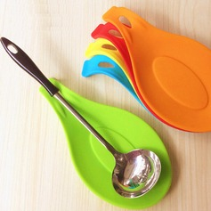 Creative silicone soup spoon (set of 5)