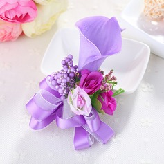 Low-key Wrist Corsage/Boutonniere/Men's Accessories - Wrist Corsage/Boutonniere