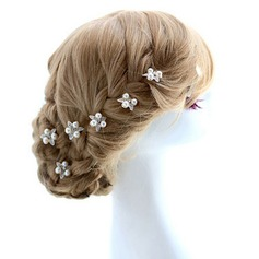 Beautiful Alloy Hairpins (Set of 2) (042051825)