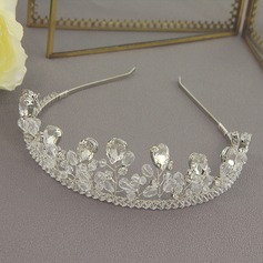 Simple Alloy Tiaras (Sold in single piece)