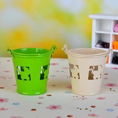 Cute Animal Cylinder Favor Pails