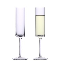 Elegant Toasting Flutes (Set Of 2)