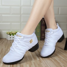 Women's Mesh Sneakers Modern Sneakers Dance Shoes