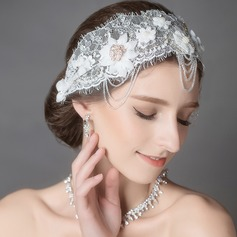 Gorgeous Rhinestone/Lace Forehead Jewelry/Headbands