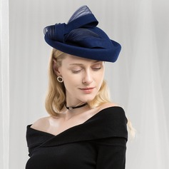 Ladies ' Elegant/Enkle Uld Baret Hat/Tea Party Hats