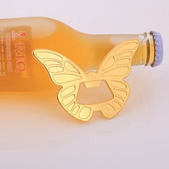 Cute Animal Butterfly Shape Alloy Bottle Openers  (052189591)