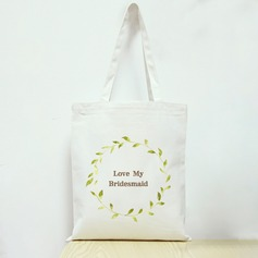 Bridesmaid Gifts - Elegant Fashion Cotton Tote Bag