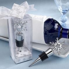 Snowflake Bottle Stopper