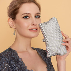 Gorgeous Satin Clutches/Bridal Purse/Evening Bags (012005462)