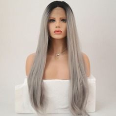 Straight Synthetic Hair Lace Front Wigs 340g (219150281)