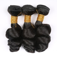 5A Loose Human Hair Human Hair Weave (Sold in a single piece)