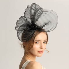 Ladies' Fashion/Special/Glamourous/Elegant/Unique/Fancy/Romantic/Vintage/Artistic Net Yarn Fascinators/Kentucky Derby Hats