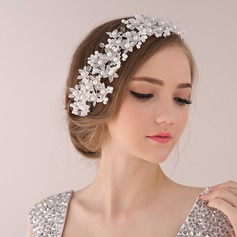 Ladies Gorgeous Crystal/Alloy/Imitation Pearls Headbands