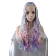 Water Wave Synthetic Hair Synthetic Wigs 380g