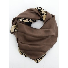 Leopard Neck/Square Scarf