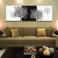 Attractive Tree Design Canvas Oil painting (131064276)