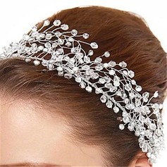 Elegant Crystal/Rhinestone Headbands (Sold in single piece)