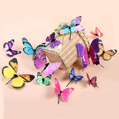 Simple Butterfly Paper Combs & Barrettes