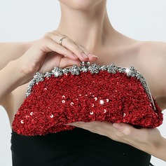 Charming Sequin Clutches