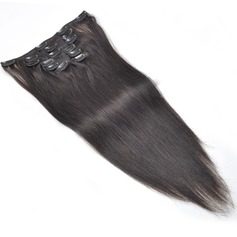7A Primary cutting Straight Mid-Length Long Human Hair Hair Weaves/Weft Hairpieces (Sold in a single piece) 100g