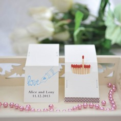 "Personalized ""Love"" Hard Card Paper"