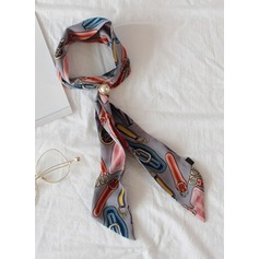 Floral/Plaid/Striped Neck Scarf