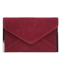 Elegant Suede Clutches (012202607)