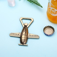 Plane Design Zinc Alloy Bottle Openers