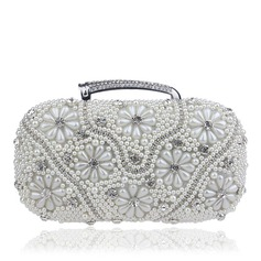 Elegant Polyester Clutches/Wristlets